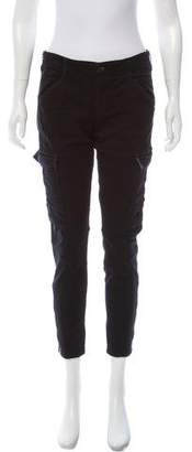 J Brand Mid-Rise Cargo Jeans