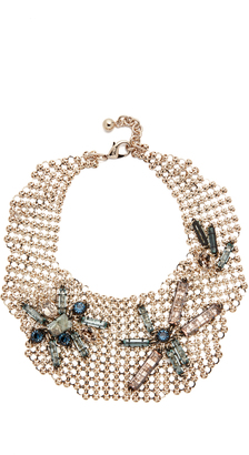 Lulu Frost Cite Necklace $495 thestylecure.com
