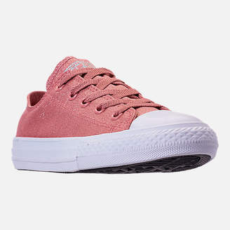 Converse Girls' Preschool Chuck Ox Casual Shoes