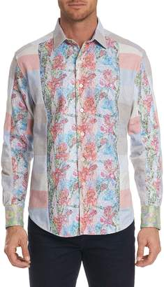 Robert Graham Denim Rays Limited Edition Sport Shirt