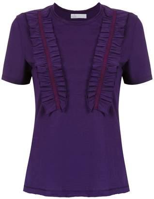Nk ruffled blouse