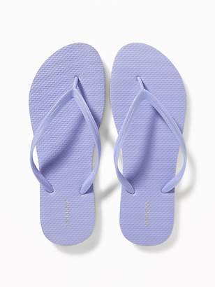 Old Navy Pop-Color Flip-Flops for Women
