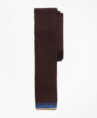 Brooks Brothers Silk Knit Tie