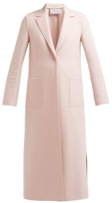 Harris Wharf London Pressed Wool Overcoat - Womens - Light Pink