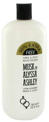 Houbigant Alyssa Ashley Musk by Body Lotion 25.5 oz