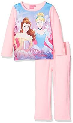 Disney Princess Girl's Long Pyjama Set,(Manufacturer Size: 4 Years)