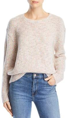 John & Jenn John and Jenn John + Jenn Lucien Multicolor Knit Crewneck Sweater