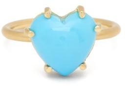Irene Neuwirth Love Turquoise & 18kt Gold Ring - Womens - Yellow Gold