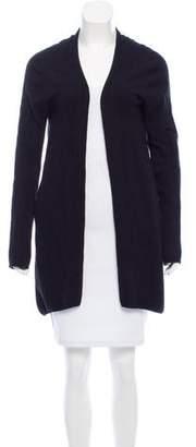 CNC Costume National Longline Wool Cardigan