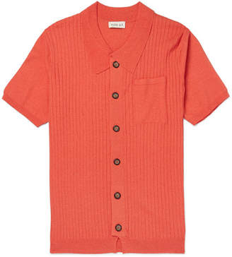 You As Harvey Slim-Fit Ribbed-Knit Shirt