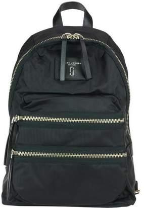 Marc Jacobs Biker Zipped Pocket Backpack