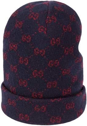 Gucci GG alpaca wool hat