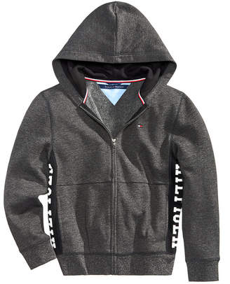 Tommy Hilfiger Toddler Boys Full-Zip Hooded Sweatshirt