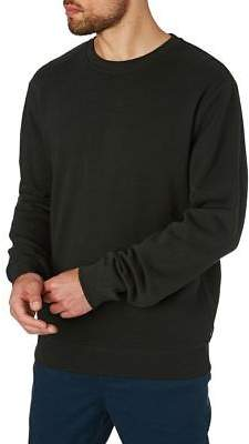 Swell Sweatshirts Men's Pigment Crew - Black