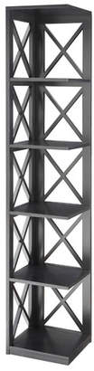 Beachcrest Home Stoneford Corner Unit Bookcase