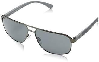 Emporio Armani Unisex's Earmani 2039 Sunglasses