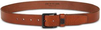 Kenneth Cole Reaction Men's Textured Leather Dress Belt