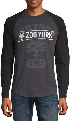Zoo York Long Sleeve Henley Shirt