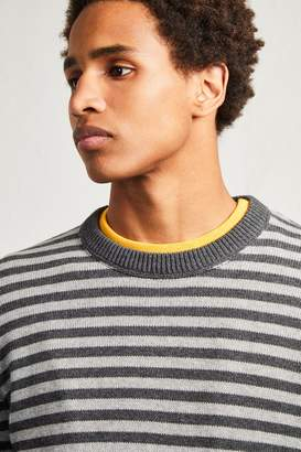 French Connenction Cotton Wool Stripe Jumper