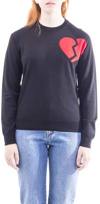 MSGM Virgin Wool Sweater