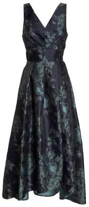 Alex Evenings Sleeveless Printed Ballgown