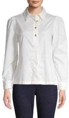 Love Moschino Classic Long-Sleeve Top