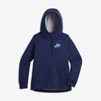 Nike Sportswear Older Kids'(Girls') Full-Zip Hoodie