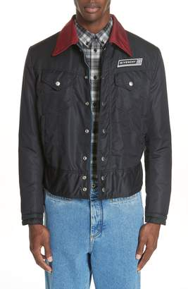 Givenchy Trucker Jacket