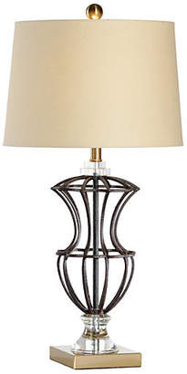 Chelsea House Harriet Table Lamp - Antiqued Brass