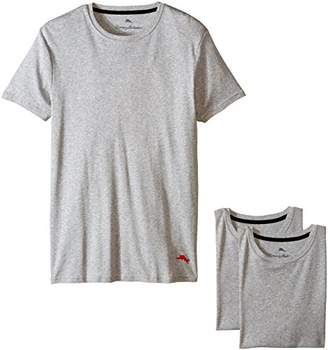 Tommy Bahama Men's 3 Pack Breathe Easy Solid Crew Neck T-Shirt
