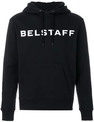 Belstaff x Sophnet logo print hoodie