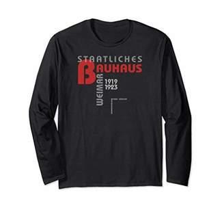 Bauhaus Exhibition Long Sleeve T-shirt