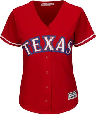 Majestic Women's Texas Rangers Cool Base Jersey