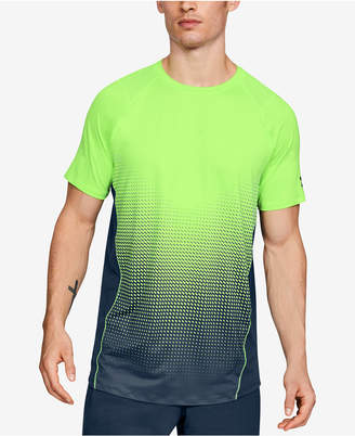 Under Armour Men's HeatGear Printed Training T-Shirt
