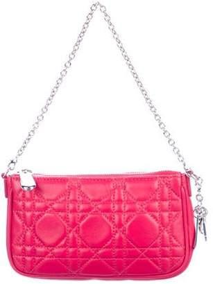Christian Dior Cannage Mini Bag