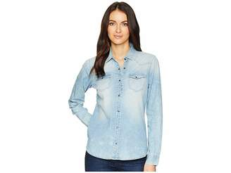 Mavi Jeans Isabel Fitted Shirt Women's Clothing