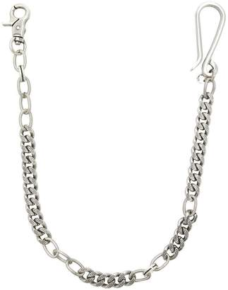Andrea D'Amico chain link keychain