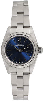 Rolex Heritage  1990S Women's Oyster Perpetual Watch