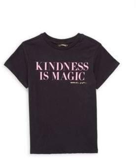Spiritual Gangster Little Girl's & Girl's Kind Magic Tee