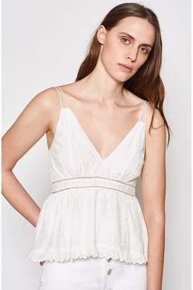 Joie Chani Cotton Silk Top