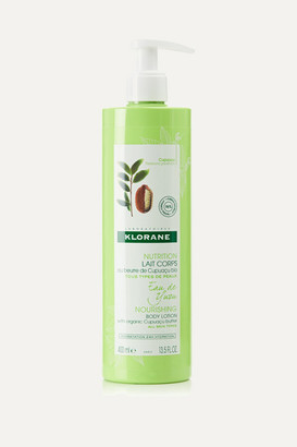 Klorane Yuzu Infusion Body Lotion With Cupuaçu Butter, 400ml - Colorless
