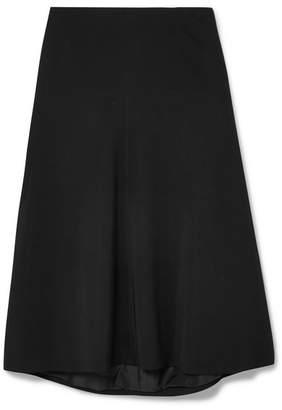 Marni - Crepe Midi Skirt - Black