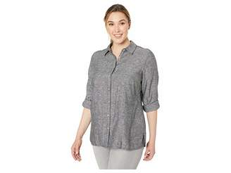 944c100e270 Women s Linen Chambray Shirt - ShopStyle