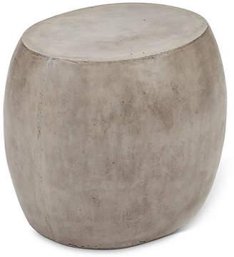 One Kings Lane Pebble Coffee Table - Dark Gray