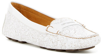 Peter Millar Paisley Penny Loafer Flat $199.50 thestylecure.com