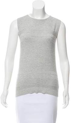 Zero Maria Cornejo Sleeveless Wool Top