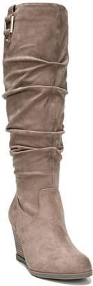 Dr. Scholl's Dr. Scholls Poe Women's Wedge Boots