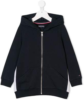 Tommy Hilfiger Junior side logo hoodie