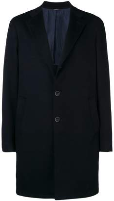 Loro Piana cashmere single-breasted coat