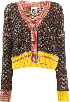 M Missoni chunky knit cardigan
